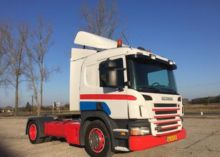 Used 2006 SCANIA P R