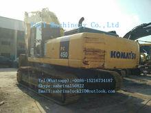 Used KOMATSU PC400-7