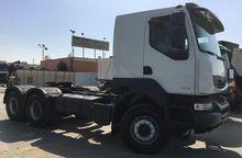 2012 RENAULT Kerax 440 tractor