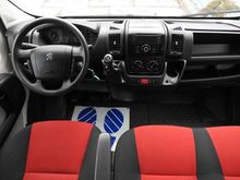 2012 PEUGEOT BOXER BRYGADOWY co