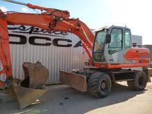 2004 E175W wheel excavator