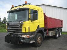 Used 2003 SCANIA P12