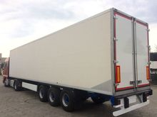 2008 KRONE SDR 27 refrigerated