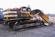 Used JCB JS 260 trac