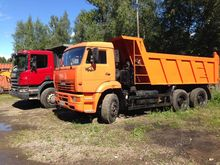 Used 2011 KAMAZ 6520