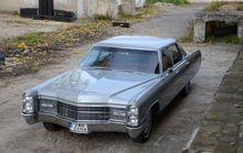 1966 Fleetwood passenger van