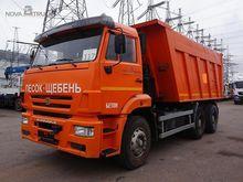 Used 2013 KAMAZ 6520