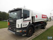 1999 SCANIA fuel truck