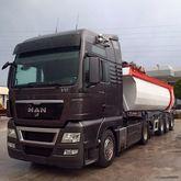 2008 MAN TGX 680 tractor unit