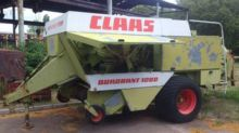 1994 CLAAS Quadrant 1200 square