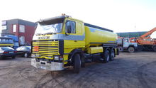 1993 SCANIA 113 fuel truck
