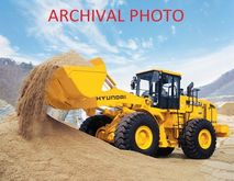 2010 HYUNDAI 770 wheel loader