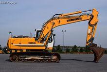 2012 LIEBHERR R906C tracked exc