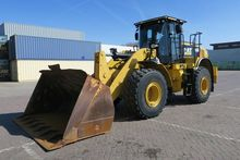 2013 CATERPILLAR 950K wheel loa