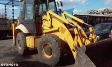 Used 2007 JCB 2cx ba