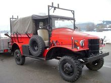 Used DODGE WC 21 pic