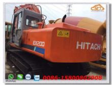 2002 HITACHI Ex200-1 tracked ex