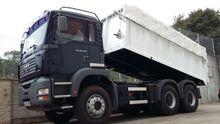 2003 MAN 26410FDT dump truck