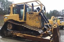 Used CATERPILLAR D6T