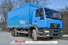 2003 MAN L84 15.225 LKW Getränk