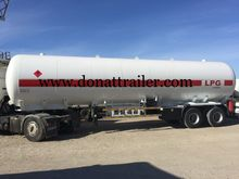New DONAT LPG Tank T