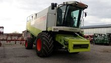 2003 CLAAS Lexion 480 combine-h