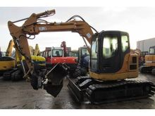 2006 CASE CX 75 tracked excavat