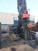 2003 Comacchio MC 800 drilling
