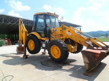 2007 JCB 4CX- 28200 € backhoe l