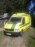 1999 VOLKSWAGEN LT35 ambulance