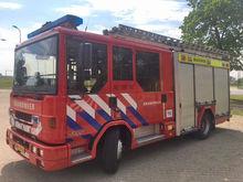 1999 Dennis Rapier fire truck