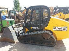 2011 JCB 180THF, frontal loader