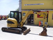 2007 CATERPILLAR 304CCR mini di