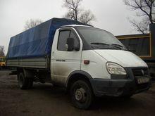 Used 2013 GAZ 3302 t