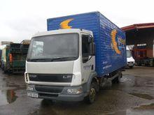 Used 2006 DAF FA LF4