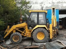 1993 ATEK 2324 backhoe loader