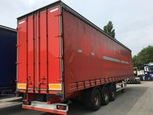 2010 MONTRACON CURTAIN SIDE TRA