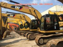 2014 CATERPILLAR 323D tracked e