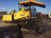 1997 DEMAG DF 110C crawler asph