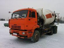 2012 KAMAZ 6520 (69364U) concre