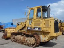 CATERPILLAR 963 B track loader