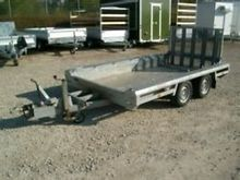2013 TIEFLADER low bed semi-tra