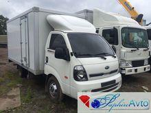 HYUNDAI HD 65 closed box truck