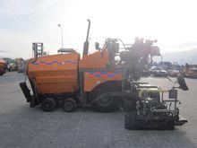2008 VÖGELE Super 1303-2 wheel