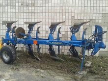 RABE RABEWERG reversible plough