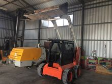 Used 2002 TRAK backh