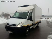 2012 IVECO 70C15 refrigerated t