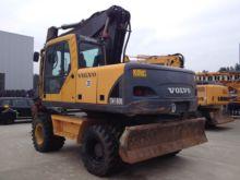2005 VOLVO EW 180 B wheel excav