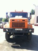 2006 KRAZ 6443 tractor unit