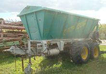 1992 INNY manure spreader